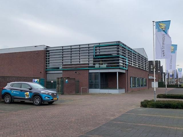 gevel bouwbedrijf Van Stiphout