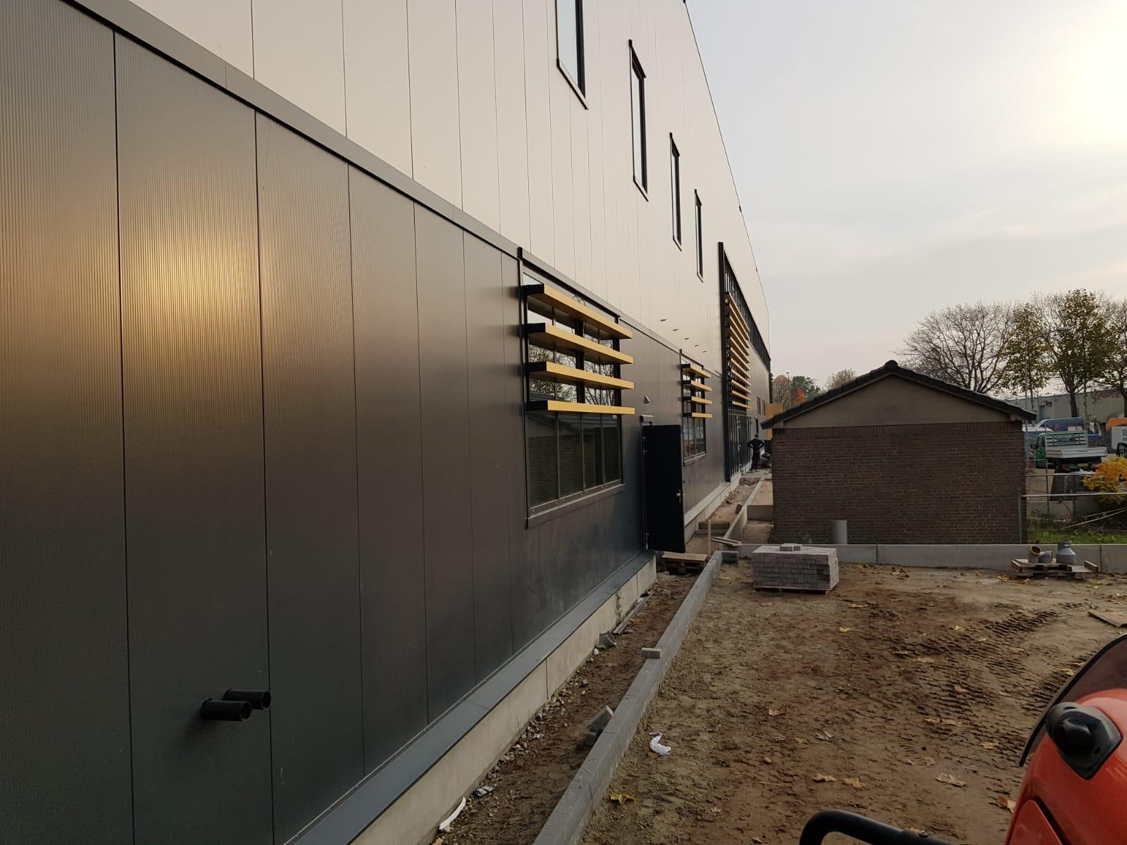 Nieuwbouwproject bankbetbakkerij Bacu