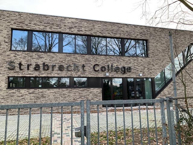 nieuwbouw Strabrecht College