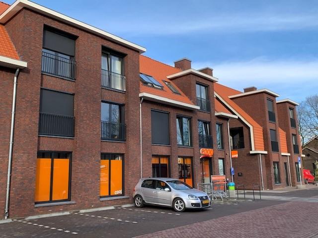 winkel nieuwbouw Venhorst